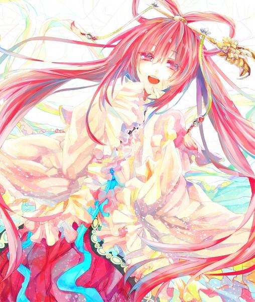 Tags: Anime, Pixiv Id 2600869, MAGI: The Labyrinth of Magic, Ren Kougyoku, Pixiv, Fanart