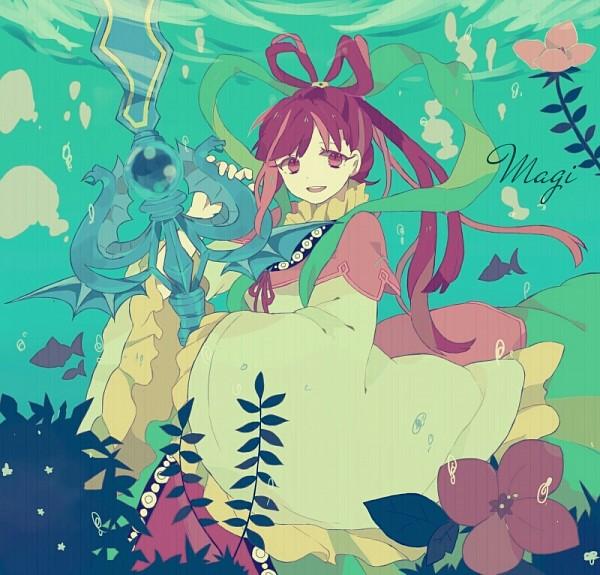 Tags: Anime, Pixiv Id 3529691, MAGI: The Labyrinth of Magic, Ren Kougyoku, Pixiv