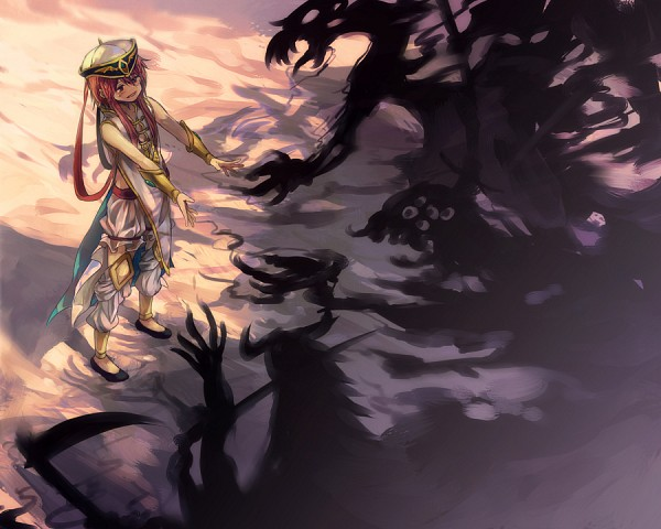 Ren Kouha - MAGI: The Labyrinth of Magic