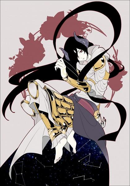 Tags: Anime, Pixiv Id 332680, MAGI: The Labyrinth of Magic, Ren Koumei, Djinn Equip, Pixiv, Fanart, Mobile Wallpaper, Fanart From Pixiv