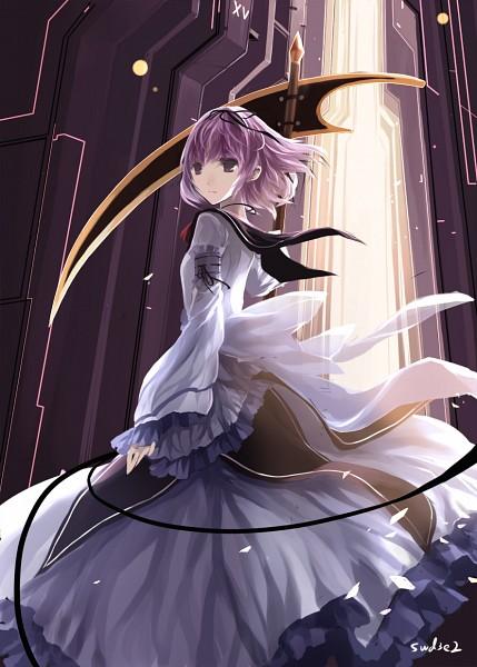 Tags: Anime, swd3e2, Eiyuu Densetsu VI: Sora no Kiseki, Renne (Sora no Kiseki), Fanart From Pixiv, Mobile Wallpaper, Pixiv, Fanart