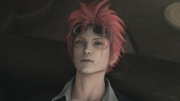 Tags: Anime, Nomura Tetsuya, Final Fantasy VII, Reno