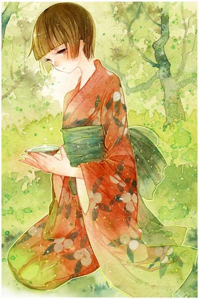 Renzu Ioroi - Mushishi