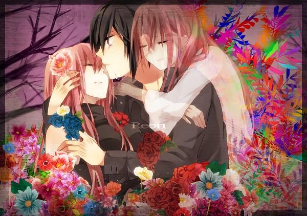 Tags: Anime, Pixiv Id 1234901, VOCALOID, Megurine Luka, Reon, Pixiv, Yuyoyuppe