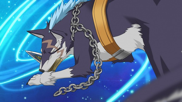 Tags: Anime, Bandai Namco Entertainment, Tales of the Rays, Repede, Wallpaper, Official Art