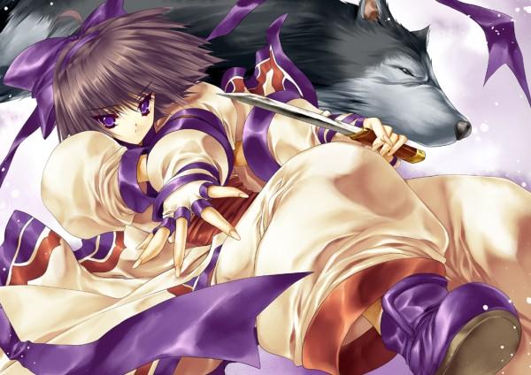 Tags: Anime, Okonogi Neu, Samurai Spirits, Rera, Ainu Clothes, Pixiv