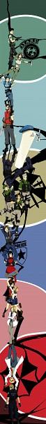 Tags: Anime, Resident Evil, Claire Redfield, Chris Redfield, Hunk, Annette Birkin, Sherry Birkin, Barry Burton, Jill Valentine, Carlos Oliveira, Mikhail Victor, Leon Scott Kennedy, Albert Wesker, Biohazard