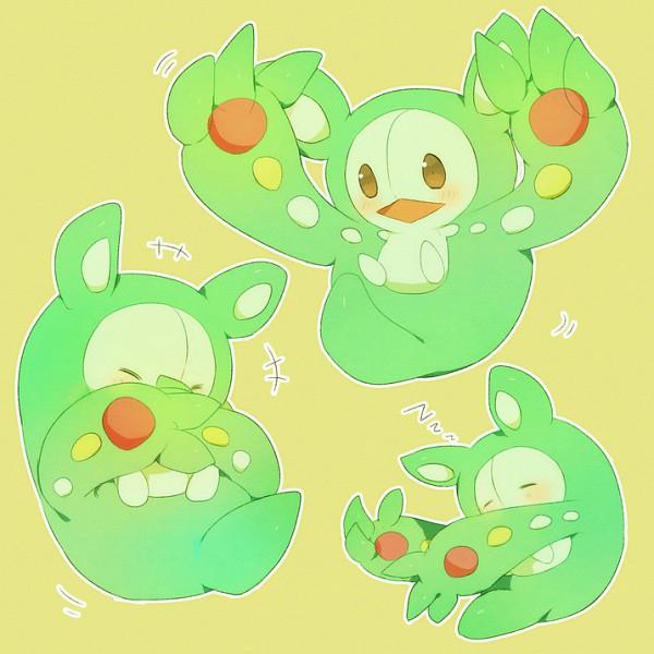 Tags: Anime, Noe Yuuhi, Pokémon, Reuniclus