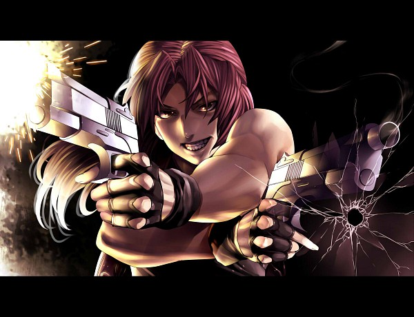 Tags: Anime, RBY, Black Lagoon, Revy