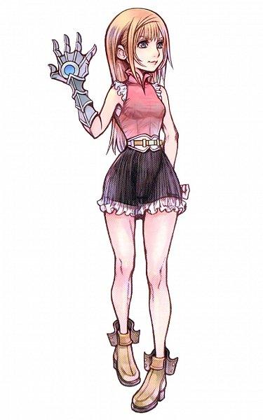 Tags: Anime, Nomura Tetsuya, SQUARE ENIX, World of Final Fantasy, Reynn (WOFF), Official Art