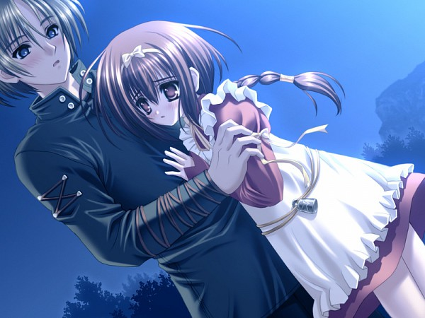 Tags: Anime, Shamana Shamana ~Tsuki To Kokoro To Taiyou No Mahou~, Rhys Gruffydd, CG Art