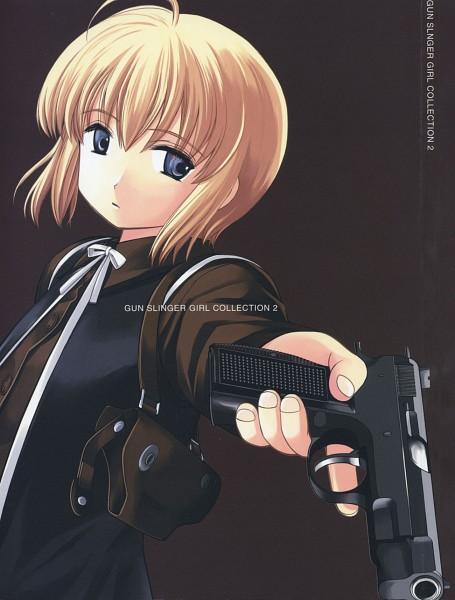 Rico (Gunslinger Girl) - Gunslinger Girl