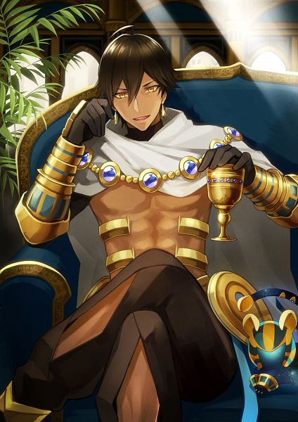 Tags: Anime, Pixiv Id 3101051, Fate/Grand Order, Rider (Fate/Prototype: Sougin no Fragments), Sphinx (Fate/Grand Order), FGO Iracon, Mobile Wallpaper