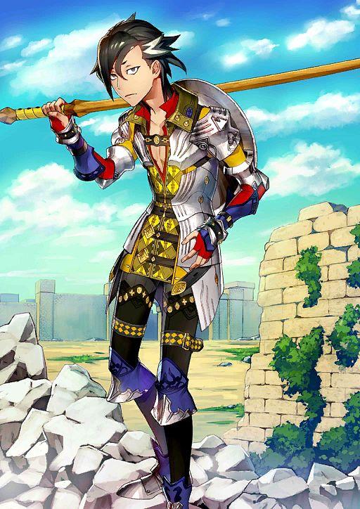 Rider (Mandricardo) - Fate/Grand Order