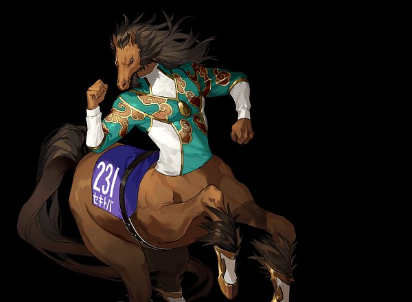 Tags: Anime, DELiGHTWORKS, Fate/Grand Order, Rider (Red Hare), Official Art, Fate/Grandprix Order in Takarazuka Kinen