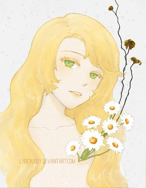 Tags: Anime, Lybichjody, Mystic Messenger, Rika (Mystic Messenger), Fanart From DeviantART, deviantART, Self Made, Fanart