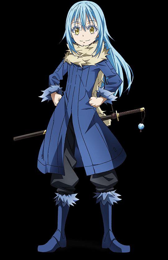 Rimuru Tempest - Tensei Shitara Slime Datta Ken