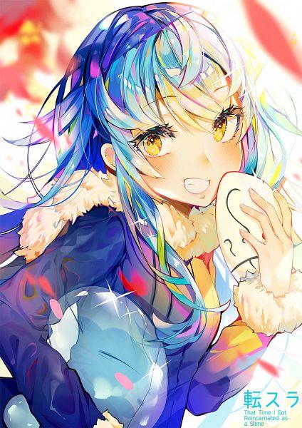 Tags: Anime, Pixiv Id 5619312, Tensei Shitara Slime Datta Ken, Rimuru Tempest, Fanart, Fanart From Pixiv, Pixiv