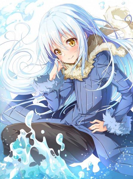 Tags: Anime, Matokechi, Tensei Shitara Slime Datta Ken, Rimuru Tempest, Pixiv, Fanart, Fanart From Pixiv