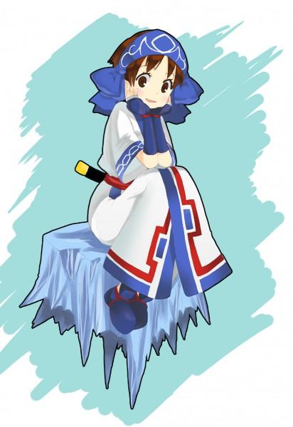 Tags: Anime, Samurai Spirits, Rimururu, Ainu Clothes