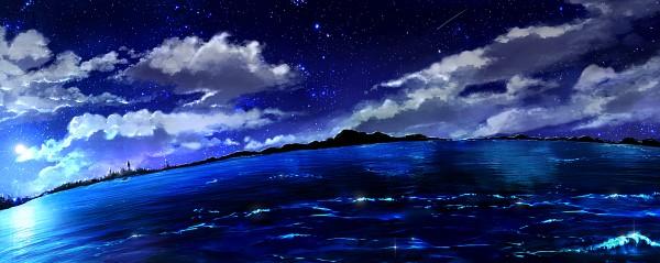 Tags: Anime, Rin-shiba, Ile, Pixiv, Facebook Cover