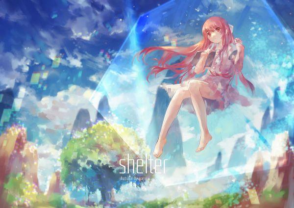 Tags: Anime, Azomo, Shelter, Rin (Shelter)