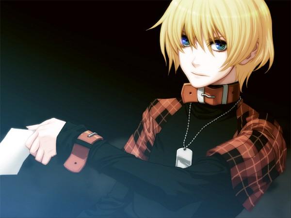 Tags: Anime, Nitro+CHiRAL, Togainu no Chi, Rin (TNC), CG Art
