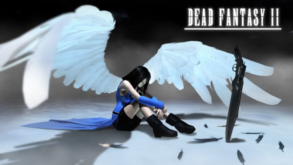 Tags: Anime, Monty Oum, Dead Fantasy, Final Fantasy VIII, Rinoa Heartilly, Facebook Cover, Wallpaper