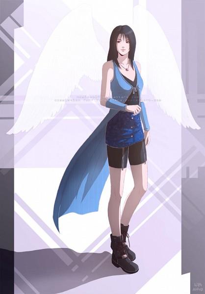 Tags: Anime, Nominee84, SQUARE ENIX, Final Fantasy VIII, Rinoa Heartilly, Bike Shorts, Fanart, deviantART