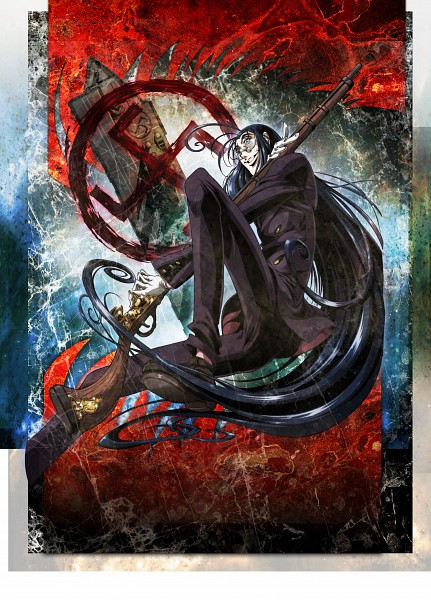 Tags: Anime, HELLSING, Rip van Winkle