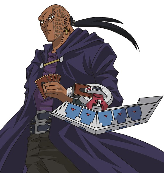 Rishid (Odion) - Yu-Gi-Oh! Duel Monsters