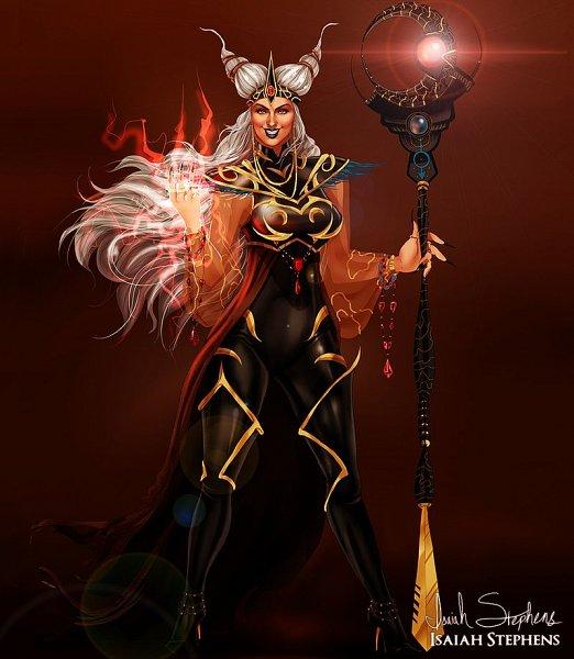 Rita Repulsa - Power Rangers