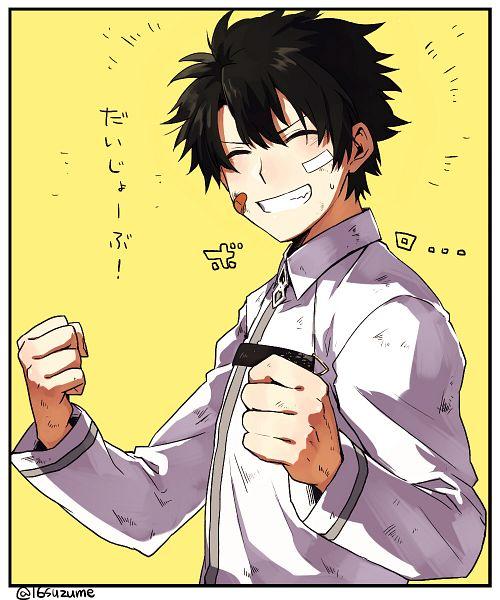 Tags: Anime, Pixiv Id 890482, Fate/Grand Order, Ritsuka Fujimaru, Fanart, Fanart From Pixiv, Pixiv