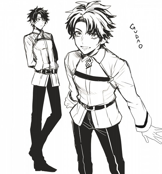 Tags: Anime, Pixiv Id 3666060, Fate/Grand Order, Ritsuka Fujimaru