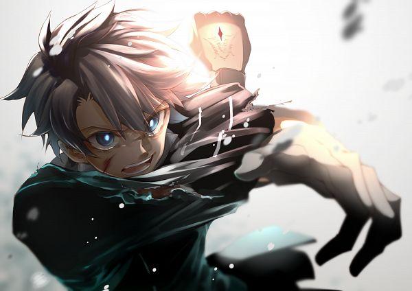 Tags: Anime, Pixiv Id 2647951, Fate/Grand Order, Ritsuka Fujimaru, Command Seal, FGO Iracon 3, Fanart From Pixiv, Pixiv, Fanart
