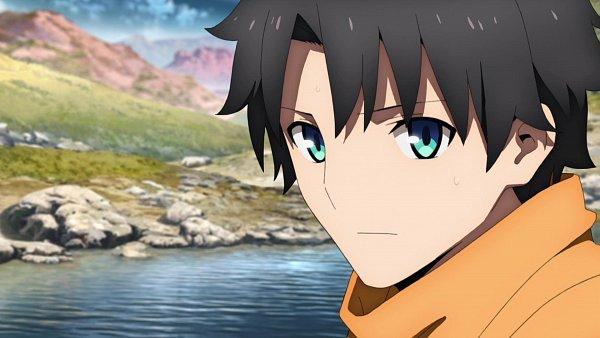 Tags: Anime, TYPE-MOON, CloverWorks, Fate/Grand Order: Zettai Majuu Sensen Babylonia, Fate/Grand Order, Ritsuka Fujimaru, Screenshot, Wallpaper, HD Wallpaper