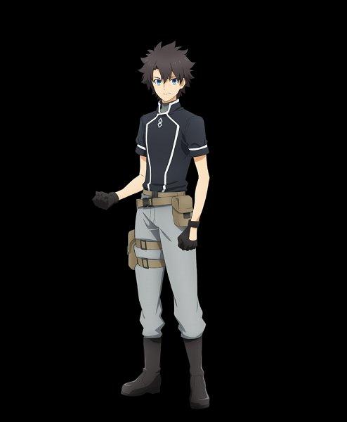 Tags: Anime, Signal.MD, Fate/Grand Order: Wandering Agateram, Fate/Grand Order: Shinsei Entaku Ryouiki Camelot, Fate/Grand Order, Ritsuka Fujimaru, Official Art