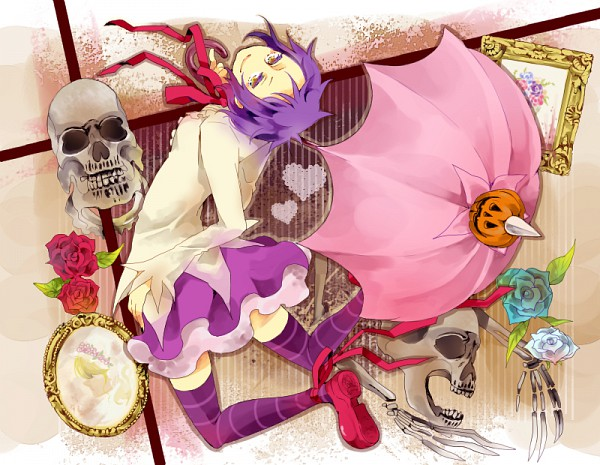 Tags: Anime, Kotoma, D.Gray-man, Road Kamelot, Lero, Pixiv