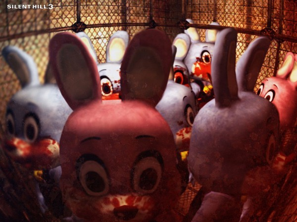 Robbie The Rabbit - Silent Hill