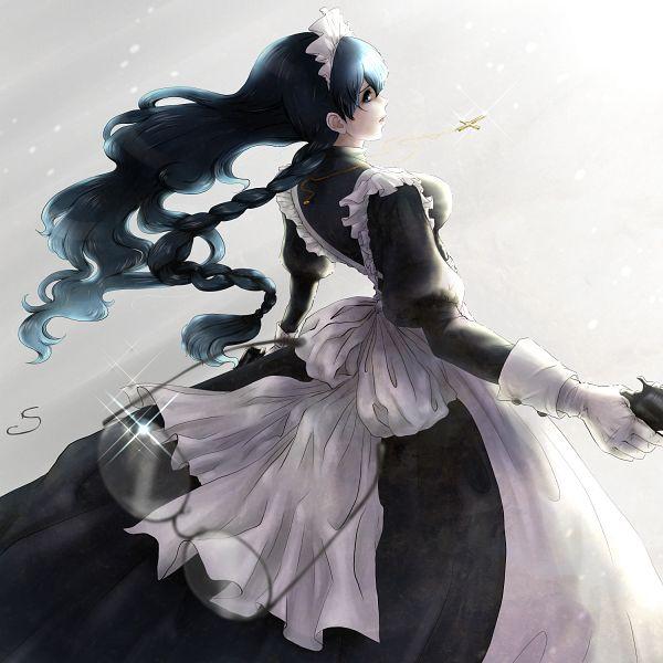 Roberta - Black Lagoon