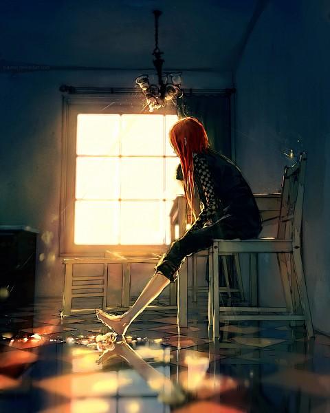 Tags: Anime, Wenqing Yan, Fisheye Placebo, Robin Soloviev, Lonely, deviantART