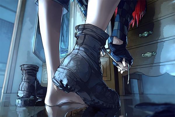 Tags: Anime, Wenqing Yan, Fisheye Placebo, Robin Soloviev, Tumblr