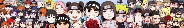 Rock Lee no Seishun Full-Power Ninden (Rock Lee's Springtime Of Youth Full Power Ninja Chronicles) - NARUTO