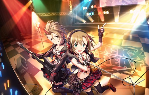 Rock The Beat - THE iDOLM@STER: Cinderella Girls