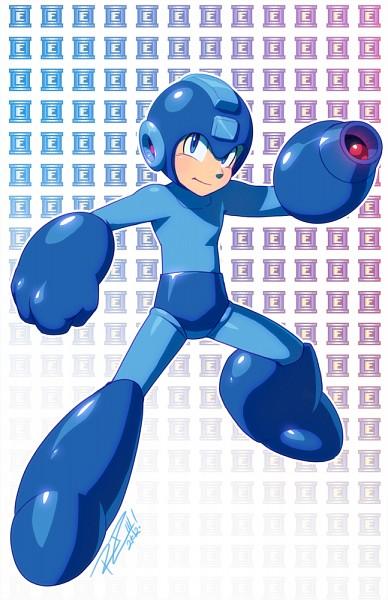 RockMan (Character) - Rockman
