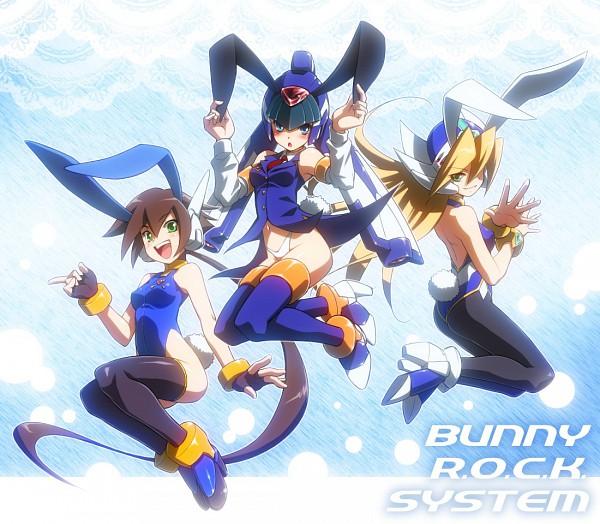 Tags: Anime, Sokobe Hiyori, Rockman ZX Advent, Rockman Zero, Rockman ZX, Rockman, Aile (Rockman ZX), Fairy Leviathan, Cial