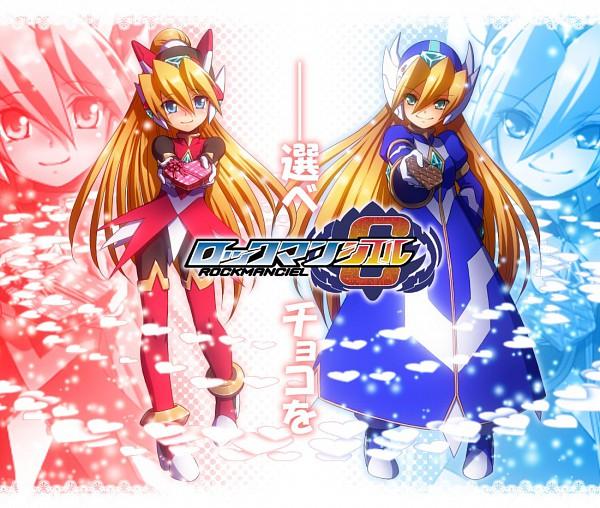 Tags: Anime, Sokobe Hiyori, Rockman Zero, Ciel (Megaman Zero), Cial