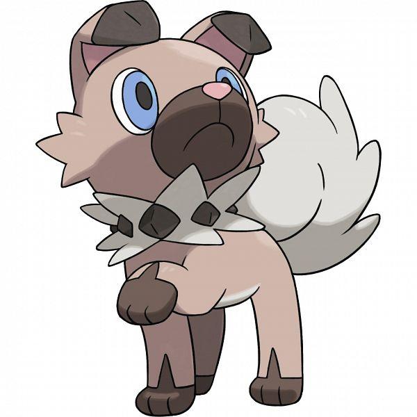 Rockruff - Pokémon