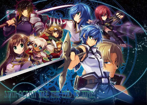 Roger S. Huxley - STAR OCEAN: Till the End of Time