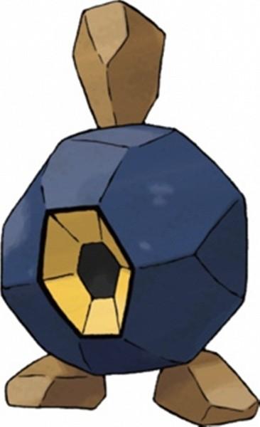 Roggenrola - Pokémon